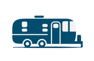 Airstream icon - airstream food truck and airstream concession trailer page icon