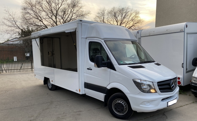 Mercedes benz sprinter food truck 2