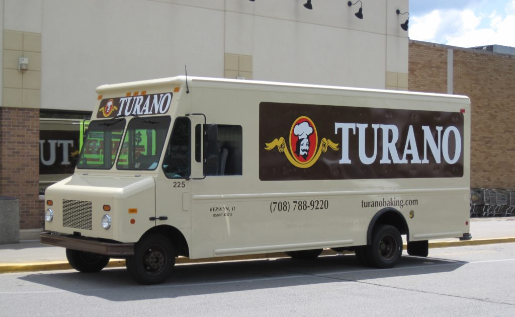 Turano Chicago European quality bread bakery food truck