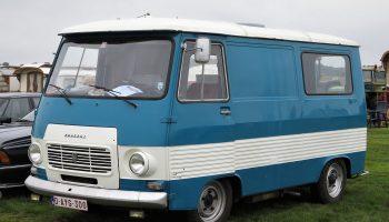 Peugeot J7 camper vanlife