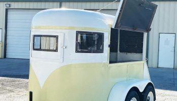 durable horse trailer bar