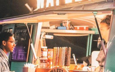 Wafel trailer