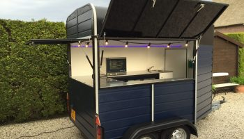 Horsebox Conversion to general trailer