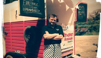 Horsebox kitchen trailer / concession trailer