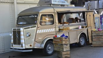 coffee citroen food truck london coliccistreet