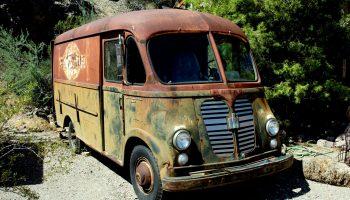 vintage step van restoration experts - karpatia trucks
